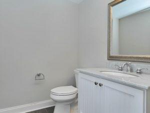 Basement Bathroom - 110 N. Florence Avenue, Westfield