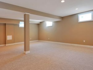 Finished Basement - 110 N. Florence Avenue, Westfield