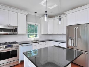 Custom Kitchen - 110 N. Florence Avenue, Westfield