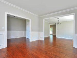 Living Room - 110 N. Florence Avenue, Westfield