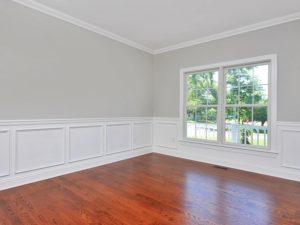 Custom Living Room - 110 N. Florence Avenue, Westfield