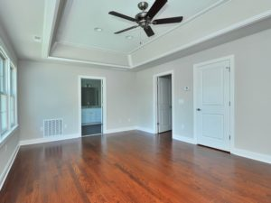 Master Bedroom with Trey Light Ceiling - 110 N. Florence Avenue, Westfield