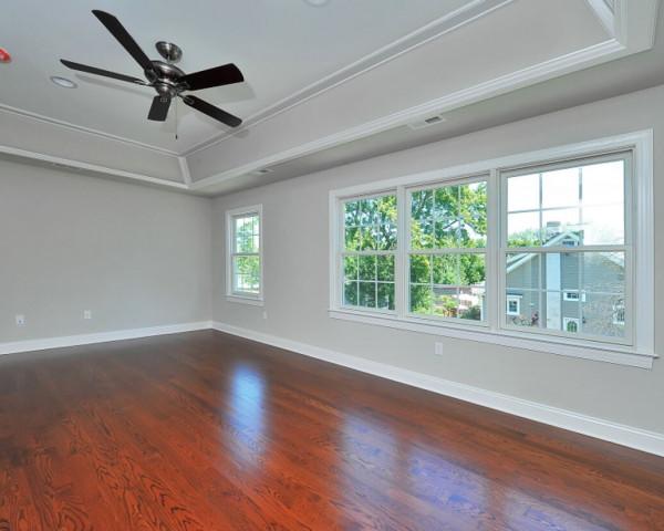 Master Bedroom with Trey Light Ceiling II