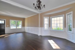 Dining-Living Room- 112 N. Florence Ave.