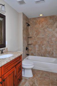 Hall Bathroom II- 112 N. Florence Ave.