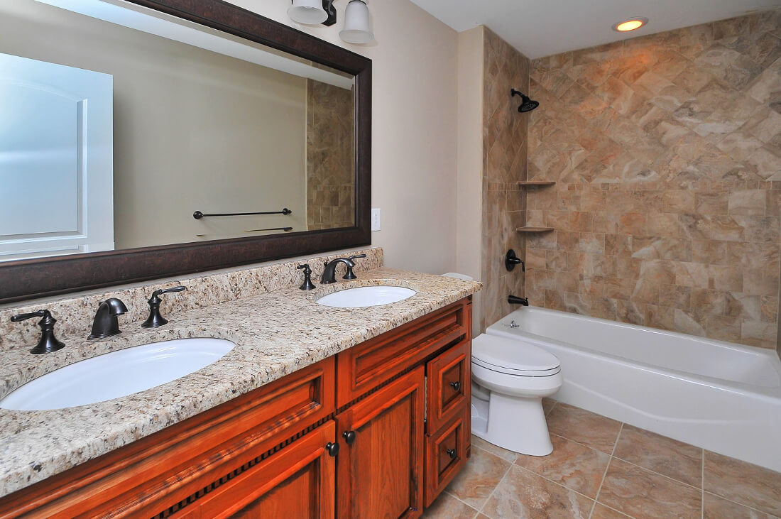 112 N. Florence Hall Bathroom