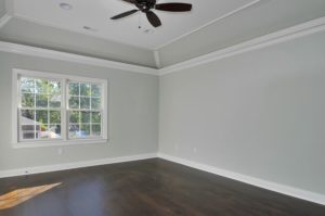 Master Bedroom With Trey and Light Ceiling- 112 N. Florence Ave.