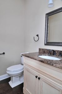 Powder Room- 112 N. Florence Ave.