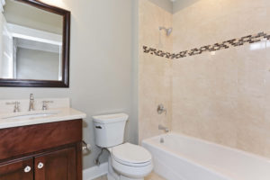 1st Floor Bedroom Bathroom- 129 Brightwood Ave.