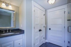 Attic Bathroom- 129 Brightwood Ave.
