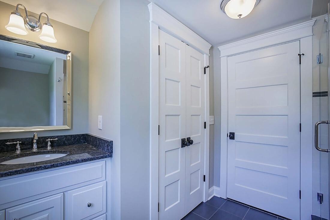 129 Brightwood Attic Bathroom