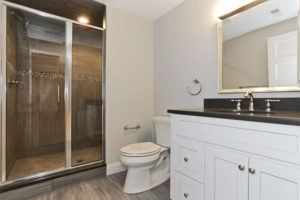 Basement Bathroom- 129 Brightwood Ave.