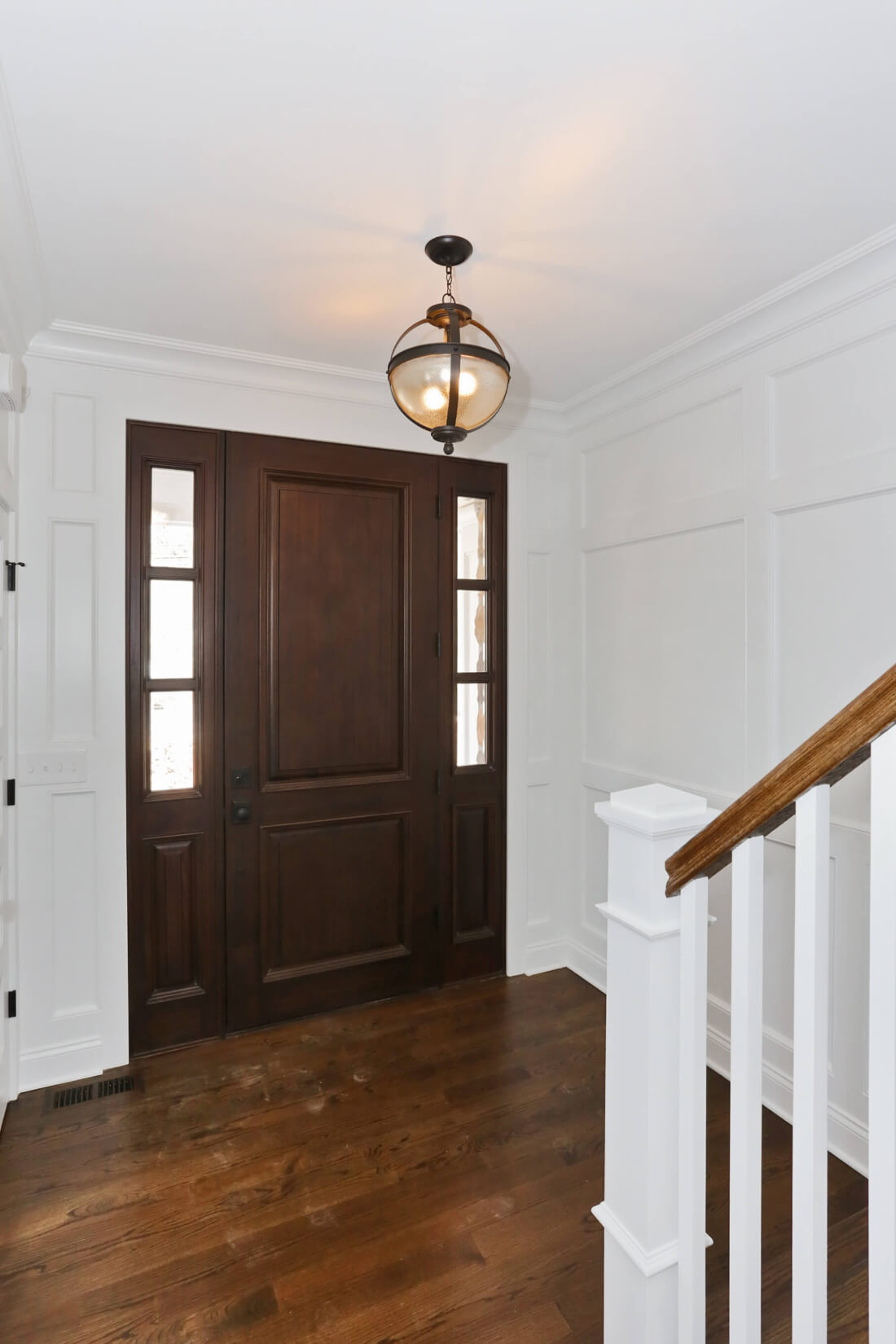 129 Brightwood Front Foyer