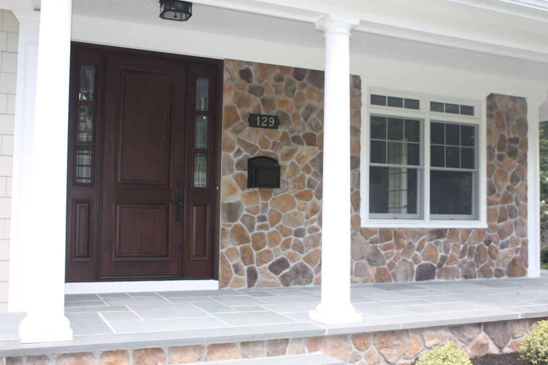 129 Brightwood Front Porch