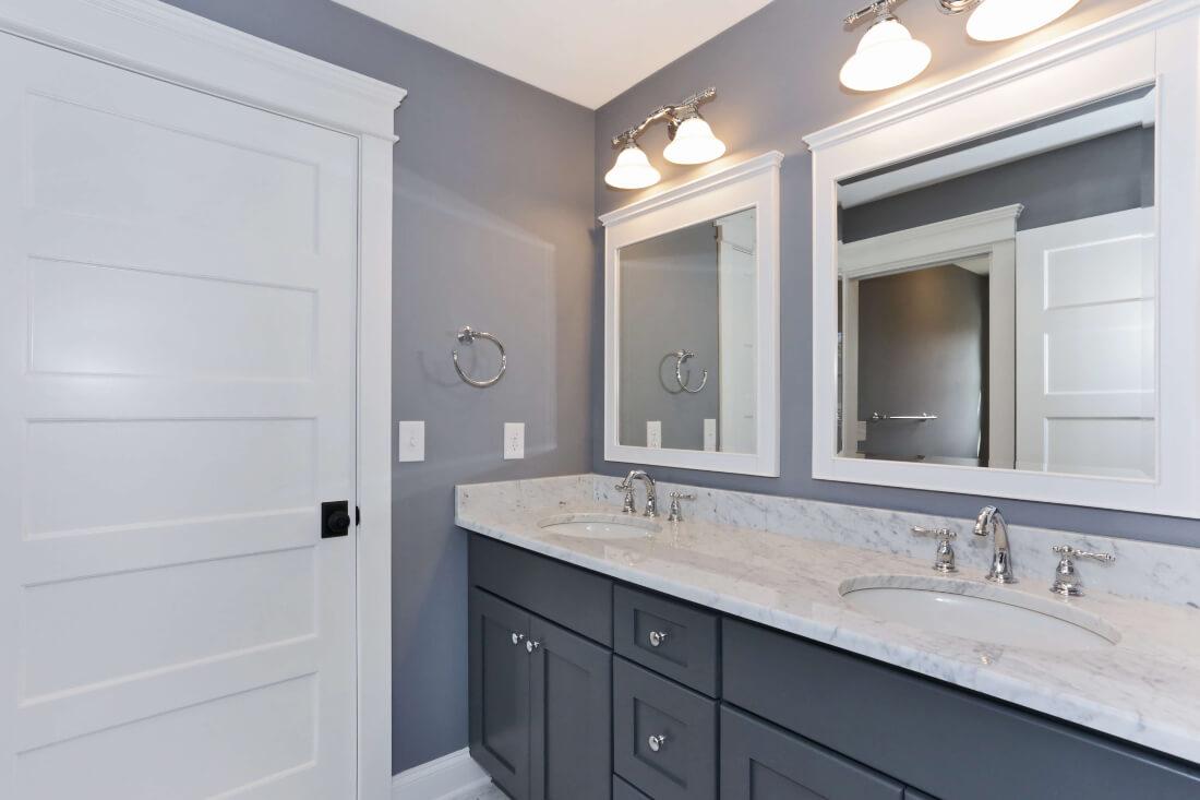 129 Brightwood Jack and Jill Bathroom
