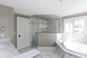 Master Bathroom- 129 Brightwood Ave.