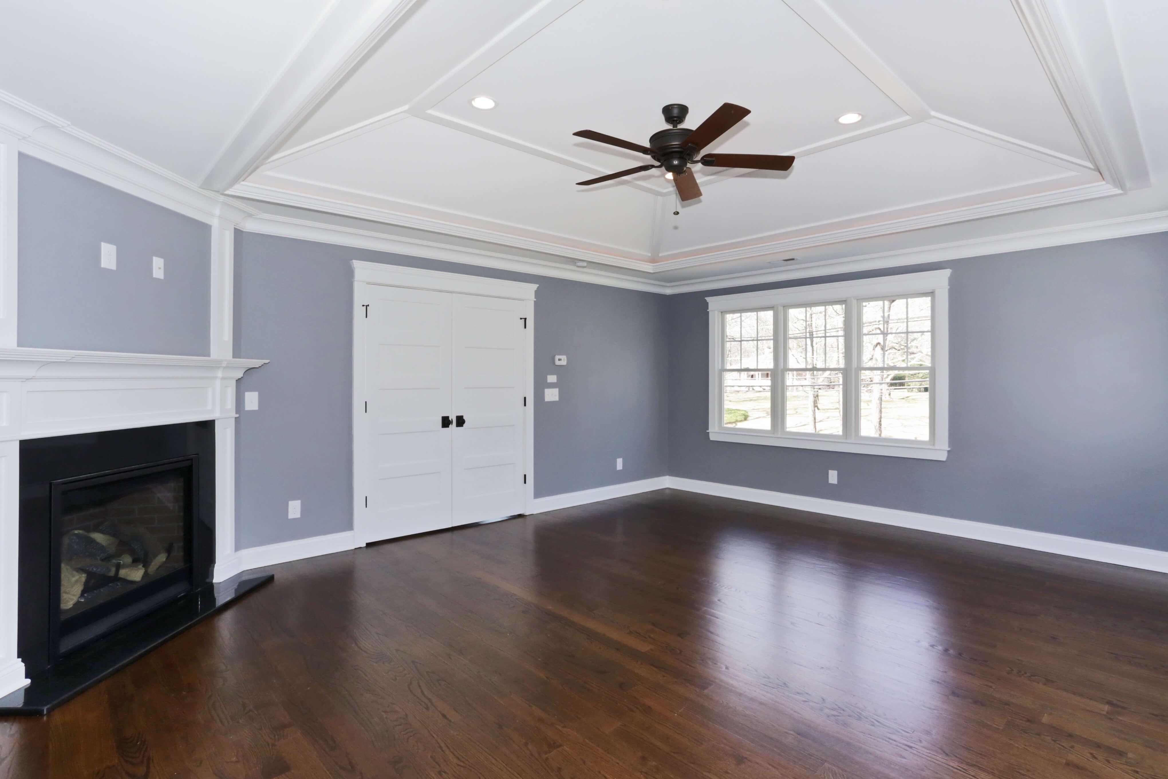 129 Brightwood Master Bedroom