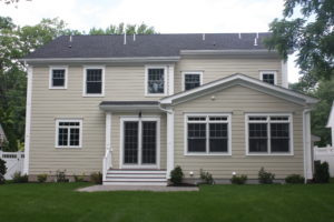 Rear Elevation- 129 Brightwood Ave.