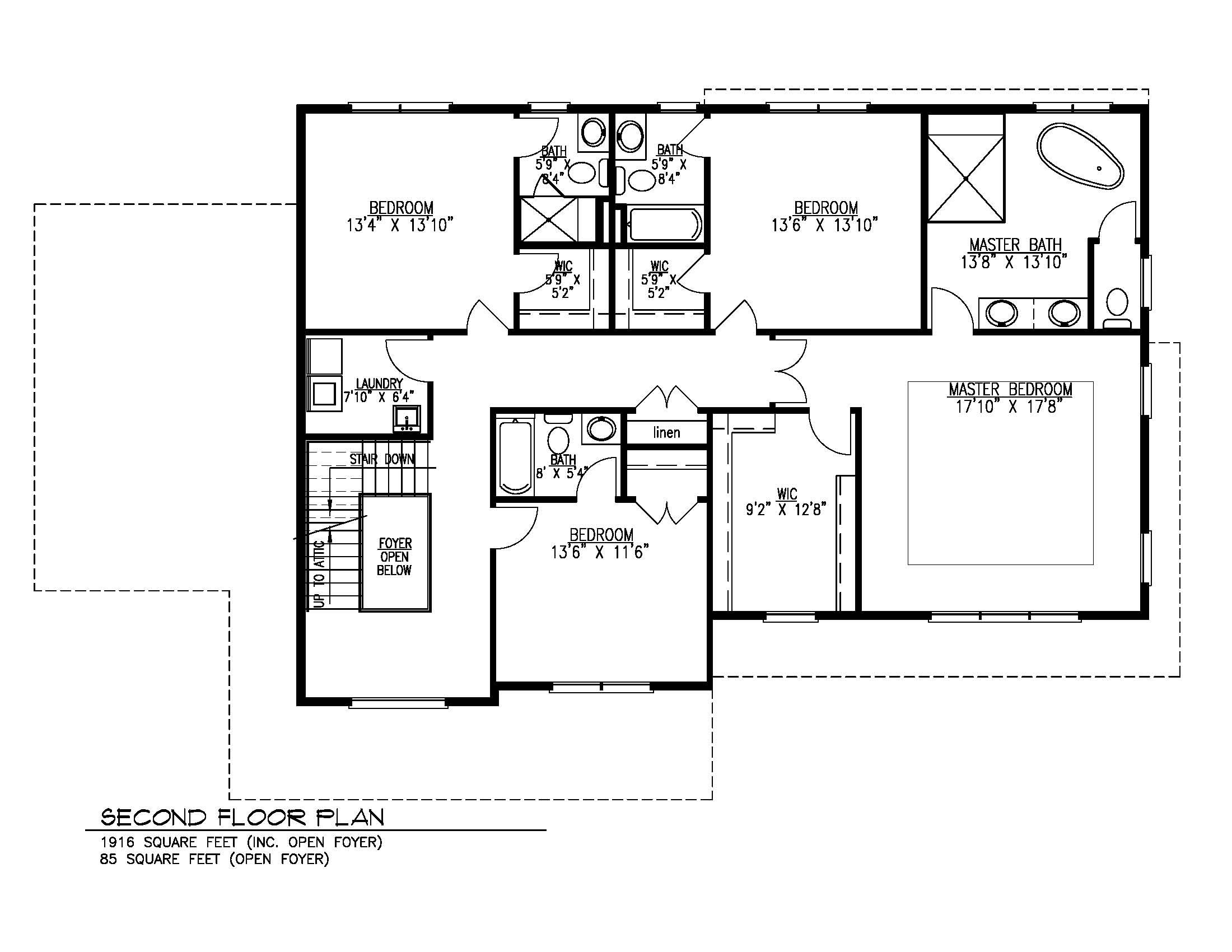 131-Barchester-2nd-Floor-Plan