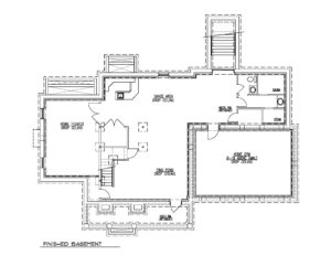 131 Barchester Way, Westfield - Finished Basement