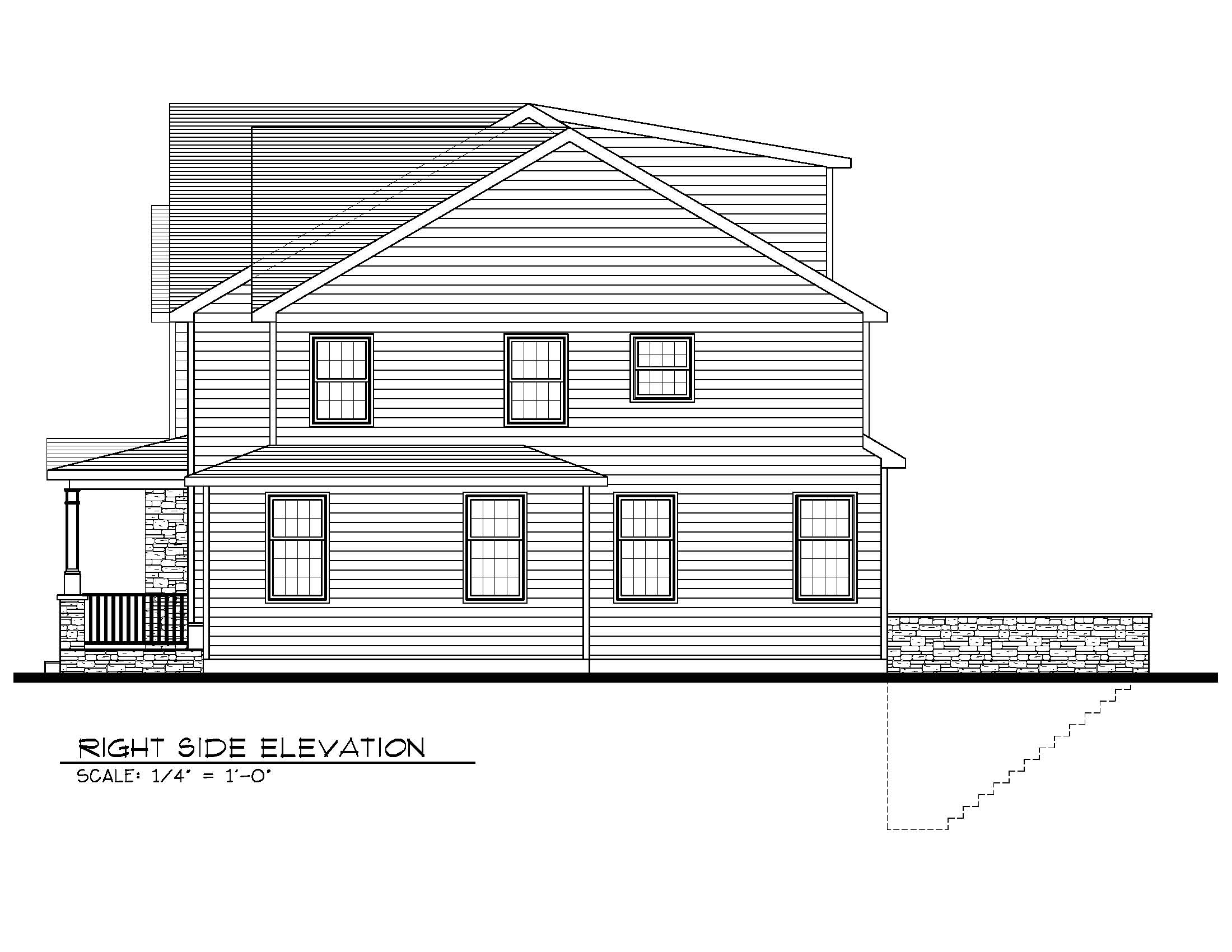 131-Barchester-Right-Side-Elevation