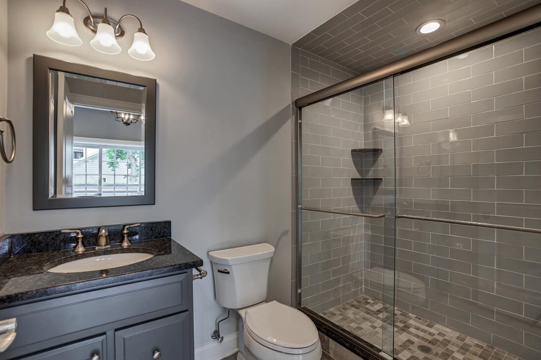 14 Wychview Basement Bathroom