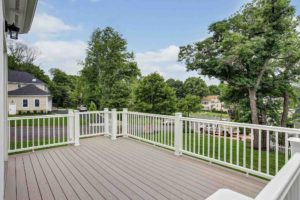 14 Wychview Drive, Westfield- Rear Deck