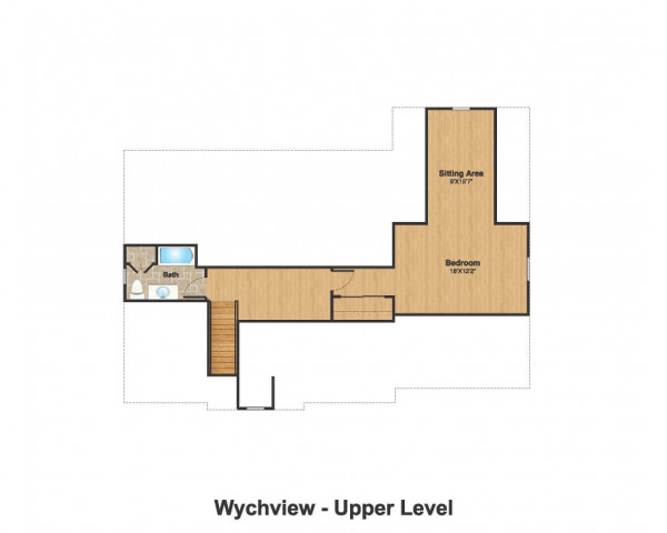 Attic Floor Plan