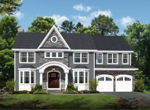 14 Wychview Drive, Westfield- Front Rendering Color