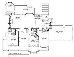20 Barchester Way, Westfield - 1st Floor Plan