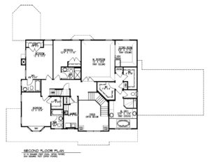 20 Barchester Way, Westfield- 2nd Floor Plan
