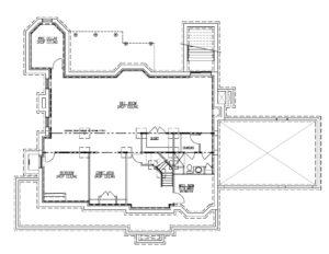 20 Barchester Way, Westfield- Basement Plan