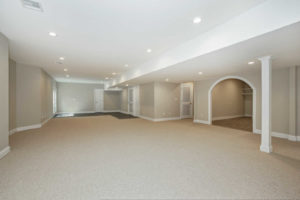 Basement in Westfield NJ