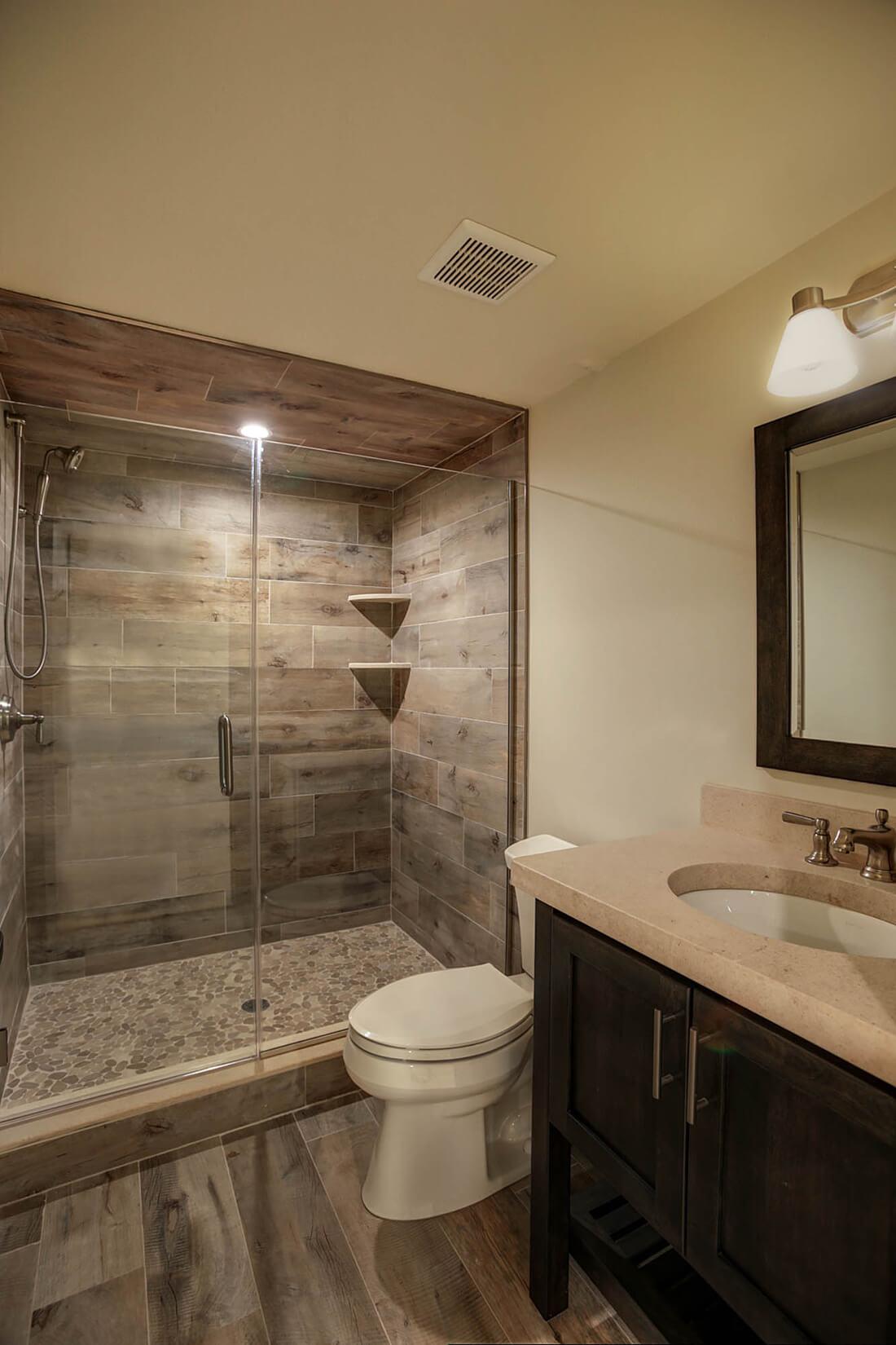 221 Golf Edge Basement Bathroom
