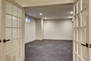 221 Golf Edge, Westfield- Basement Gym Room