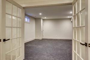 221 Golf Edge, Westfield- Basement Gym Room
