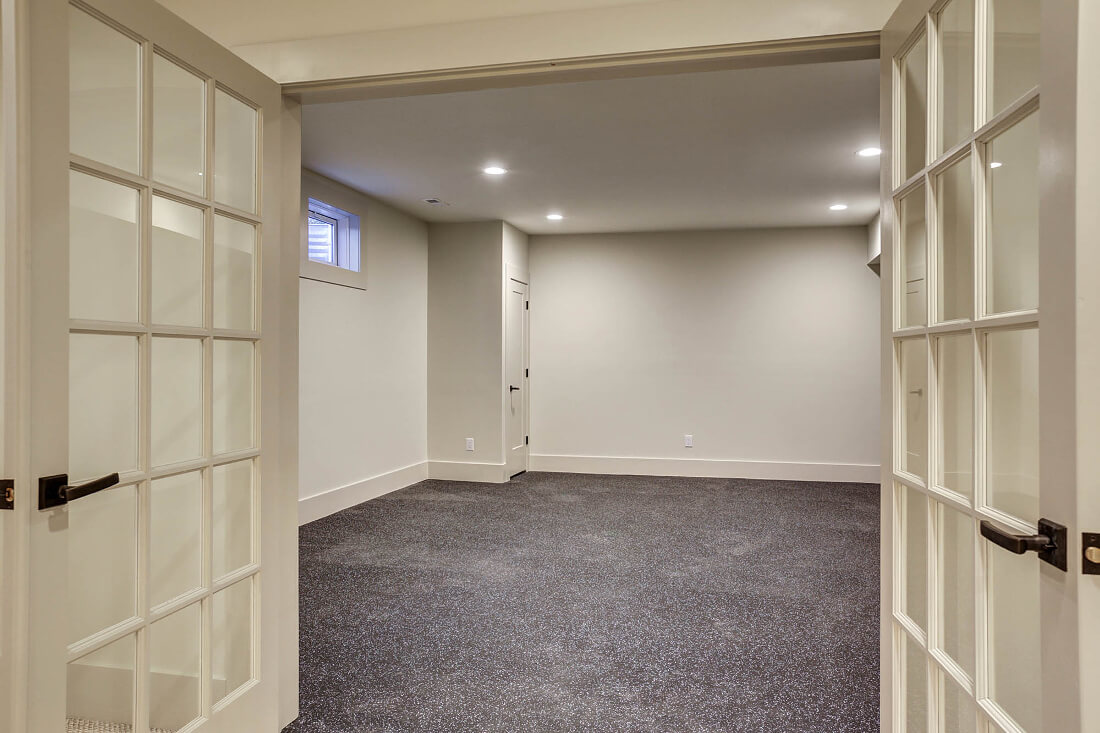221 Golf Edge Basement Gym Room