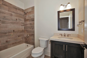 221 Golf Edge, Westfield- First Floor Bathroom