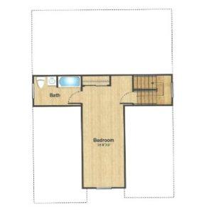 309 Belmar Place, Westfield- Floor Plan Attic