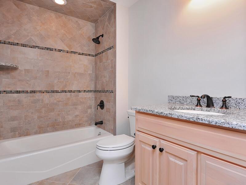309 Belmar Hall Bathroom
