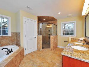 309 Belmar Place, Westfield- Master Bathroom