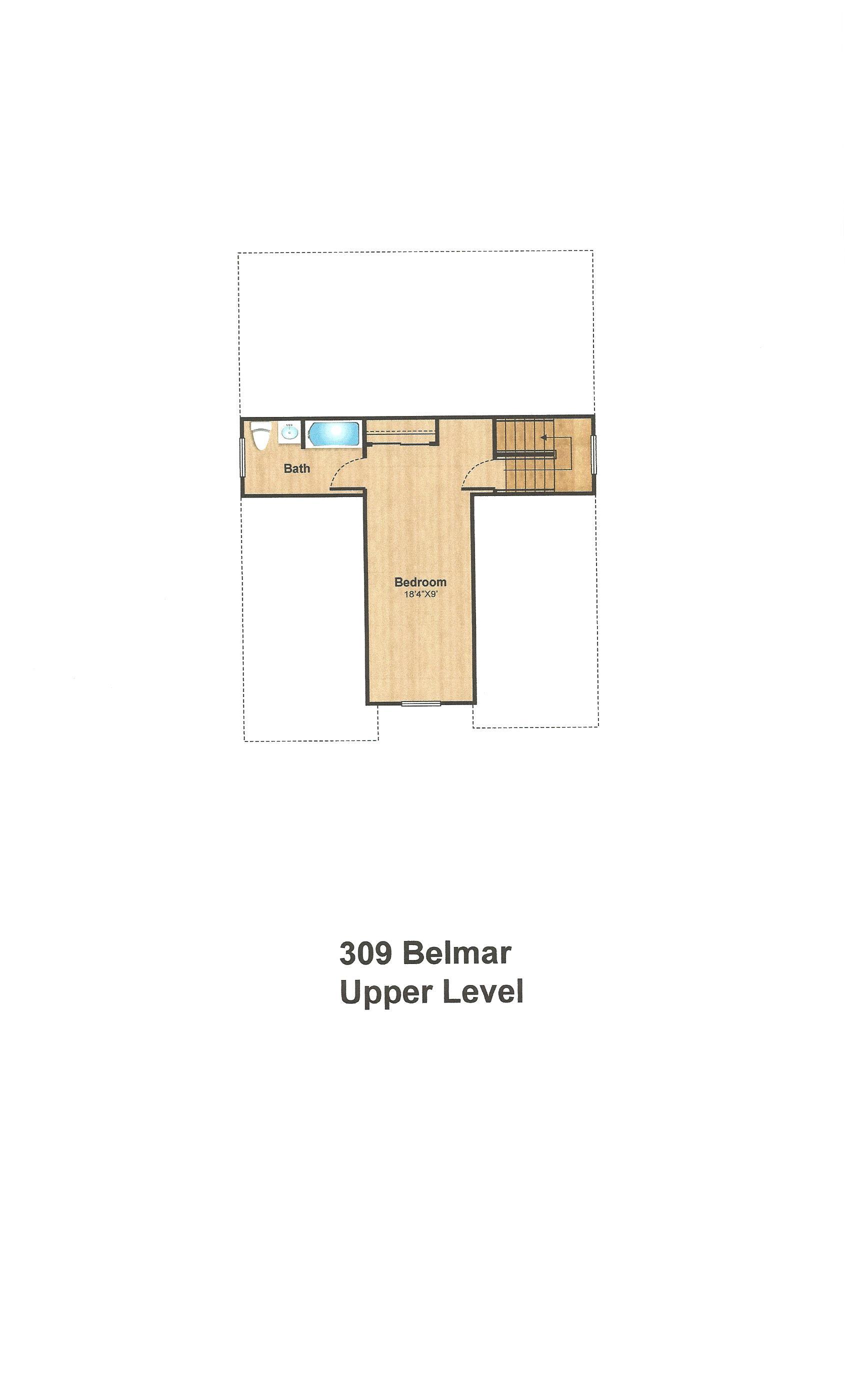 309 belmar third floor