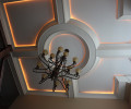 Front Entry Foyer with Lit Ceiling I