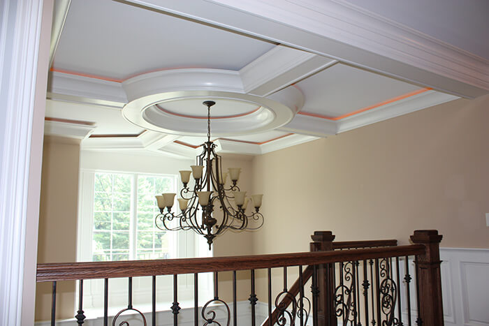 405 Quantuck Foyer with Lit Ceiling II
