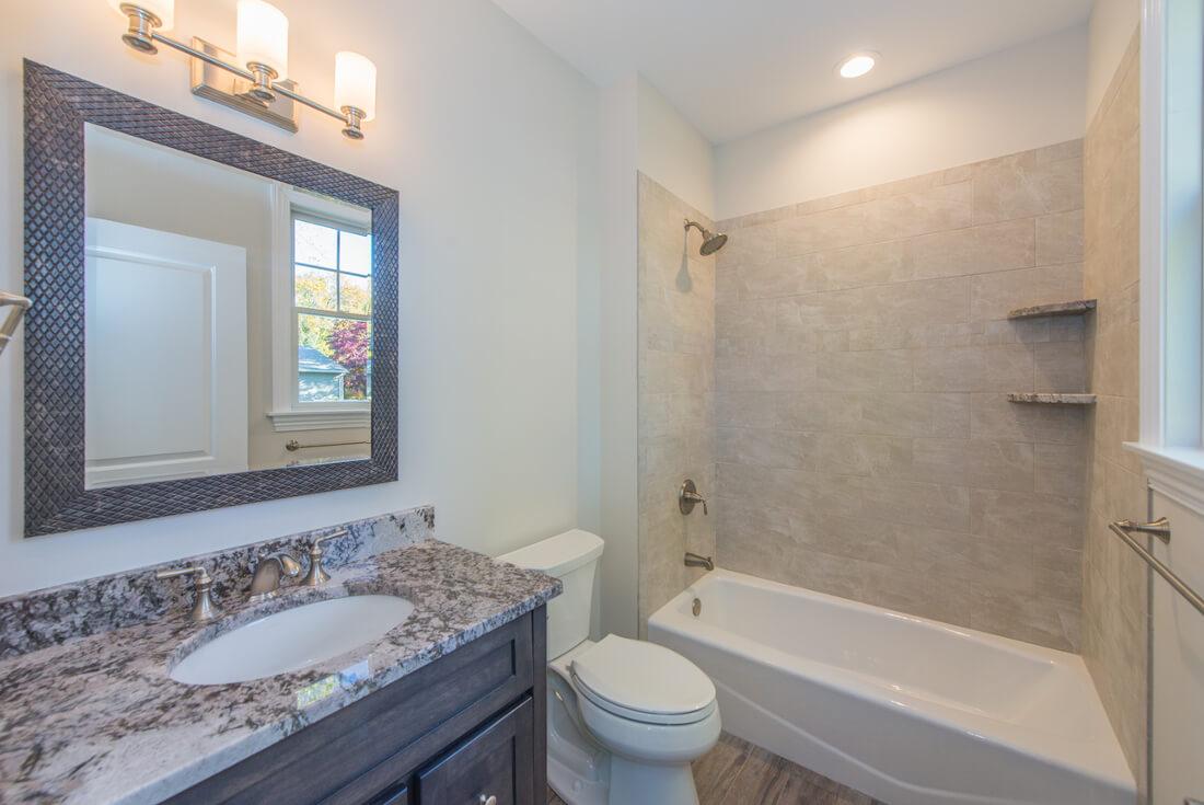 407 Quantuck 1st Floor Bedroom Bathroom