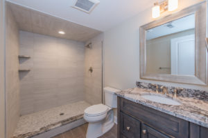 407 Quantuck Lane, Westfield- Basement Bathroom
