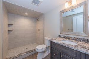 407 Quantuck Lane, Westfield- Basement Bathroom