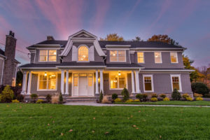 407 Quantuck Ln, Westfield- Front Elevation