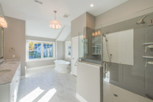 407 Quantuck Lane, Westfield- Master Bathroom