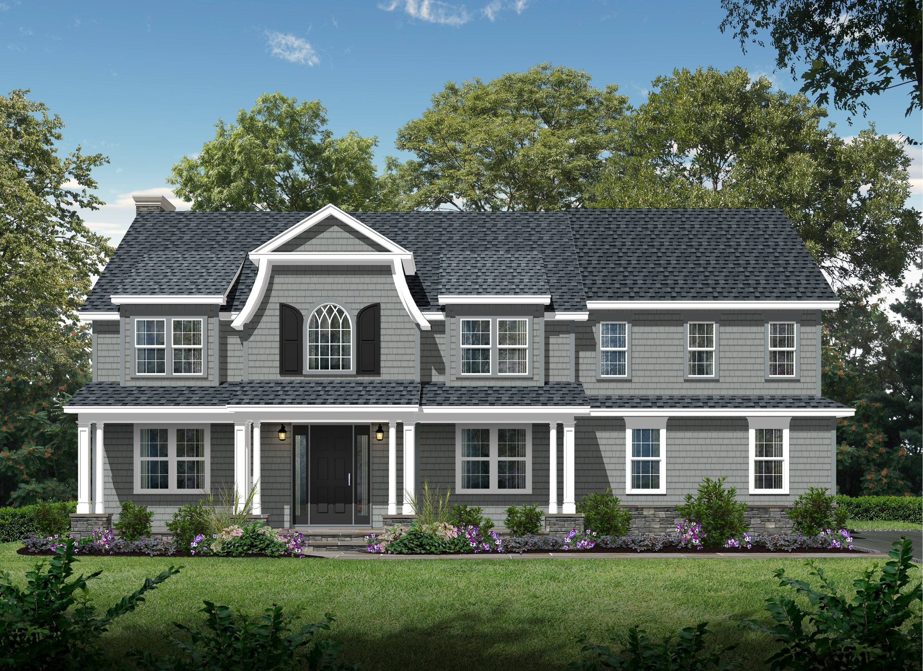 407 Quantuck Front Rendering Color